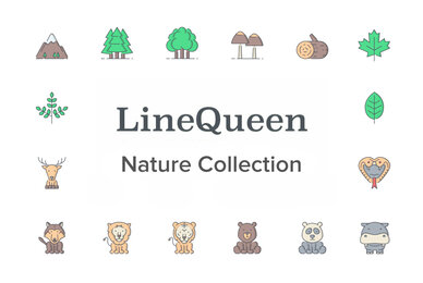 LineQueen   Nature Collection