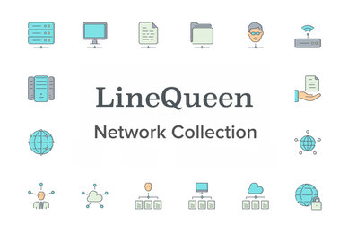 LineQueen   Network Collection