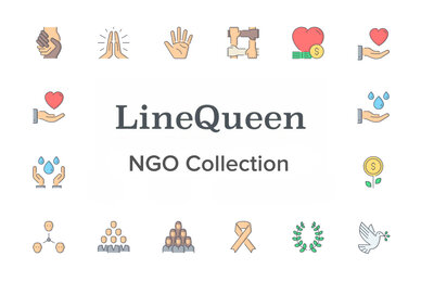 LineQueen   NGO Collection