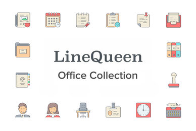 LineQueen   Office Collection