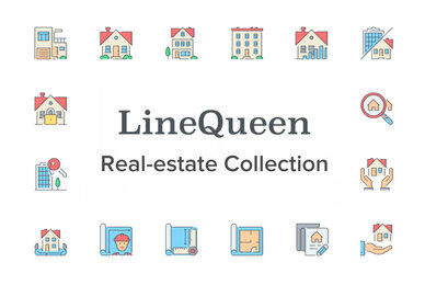 LineQueen   Real estate Collection