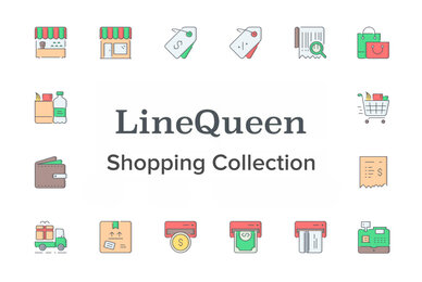 LineQueen   Shopping Collection