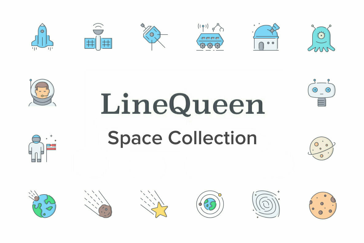 LineQueen   Space Collection