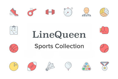 LineQueen   Sports Collection