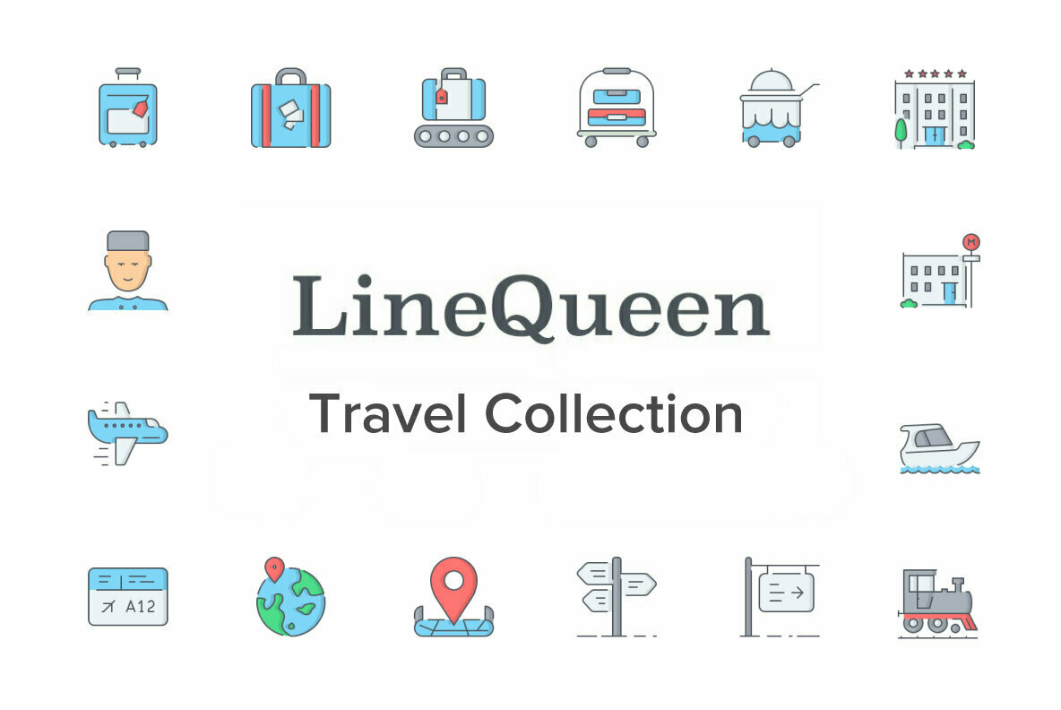 LineQueen   Travel Collection