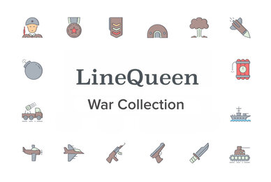 LineQueen   War Collection