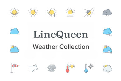 LineQueen   Weather Collection