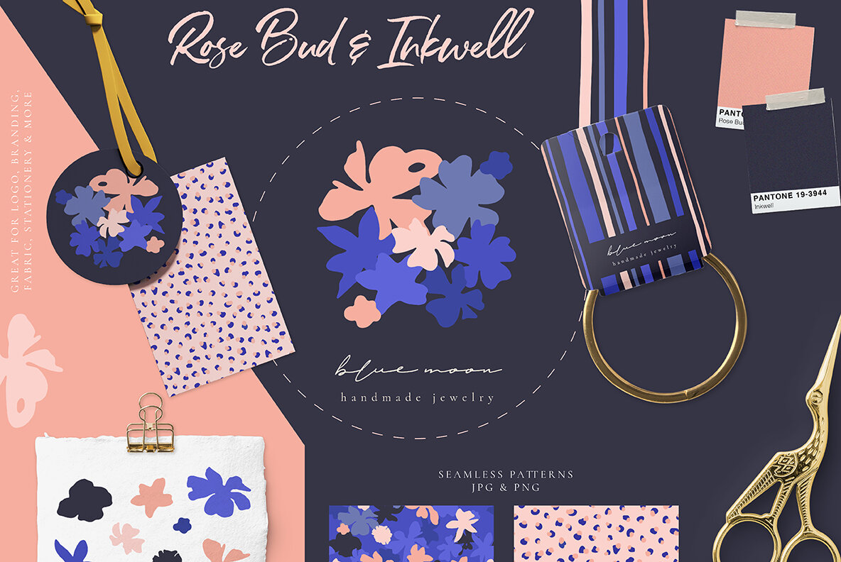 Cut Out Blossom Collection
