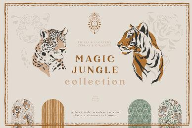 Magic Jungle Collection