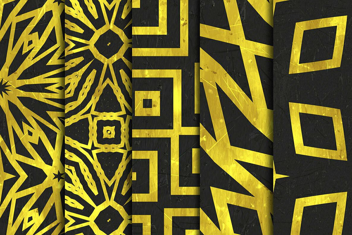 Art Deco Backgrounds 2