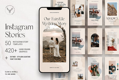 InstaFlow   50 Instagram Stories Pack