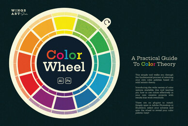 Wings Color Wheel