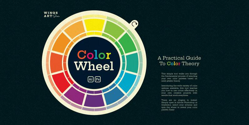 Wings Color Wheel
