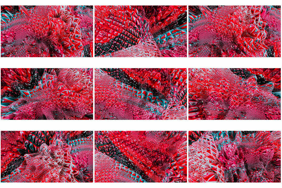 Visual Displacements 3