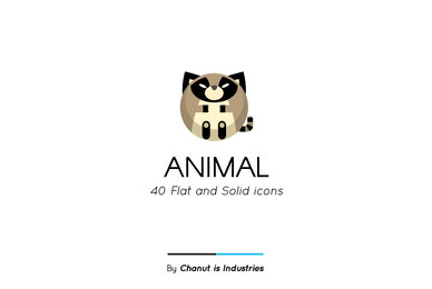 Animal Premium Icon Pack