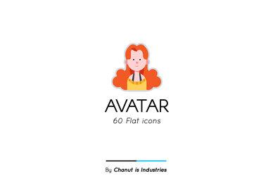 Avatar Premium Icon Pack