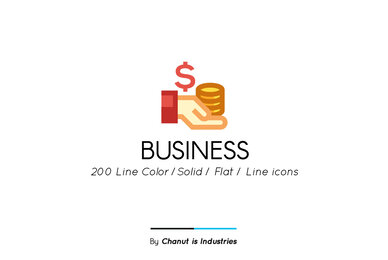 Business Premium Icon Pack