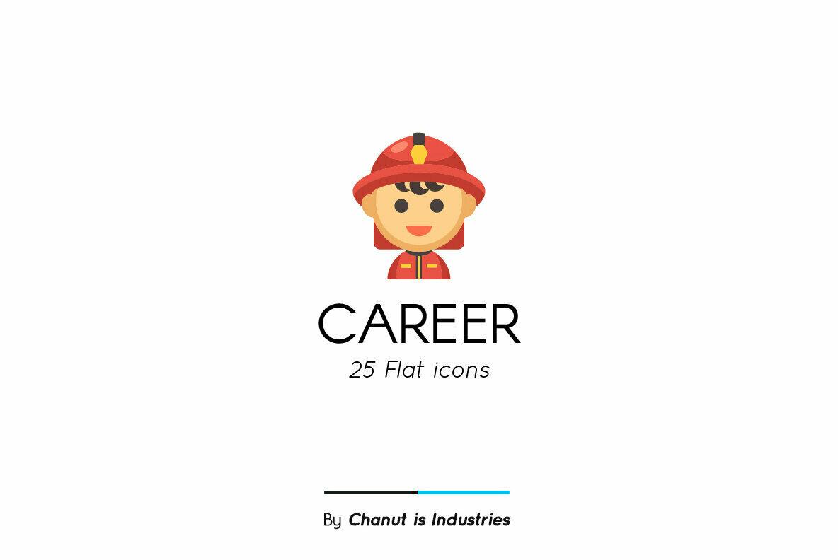 Career Premium Icon Pack