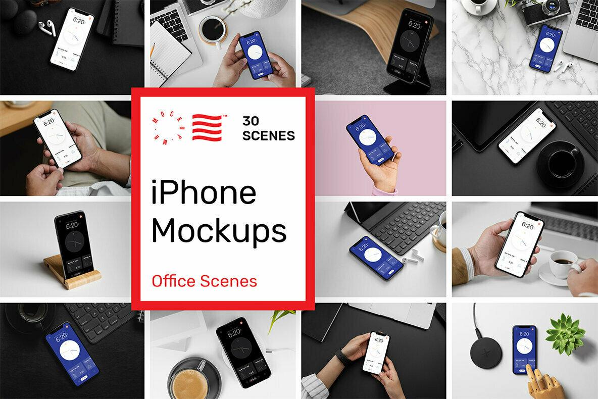 iPhone 11 Mockups Pack