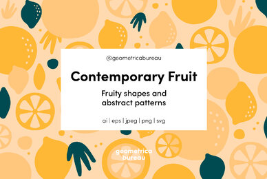 Contemporary Fruit