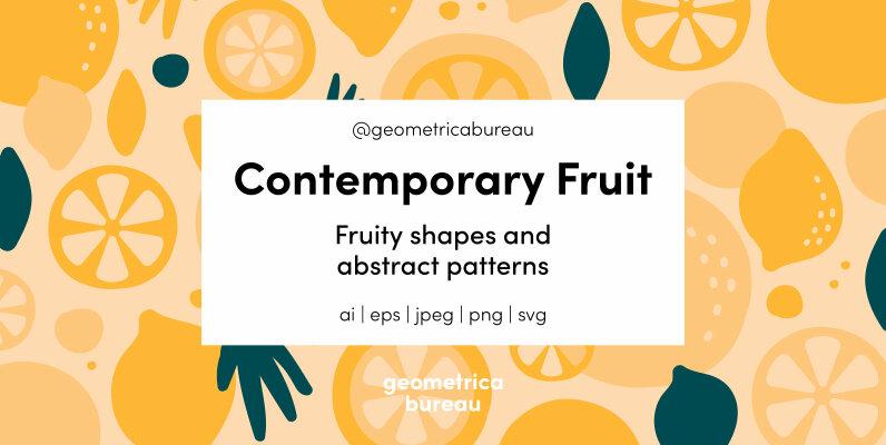 Contemporary Fruit