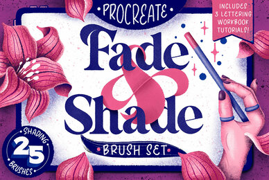 Fade  Shade Brush Set