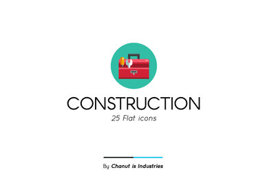 Construction Premium Icon Pack