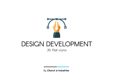 Design Development Premium Icon Pack
