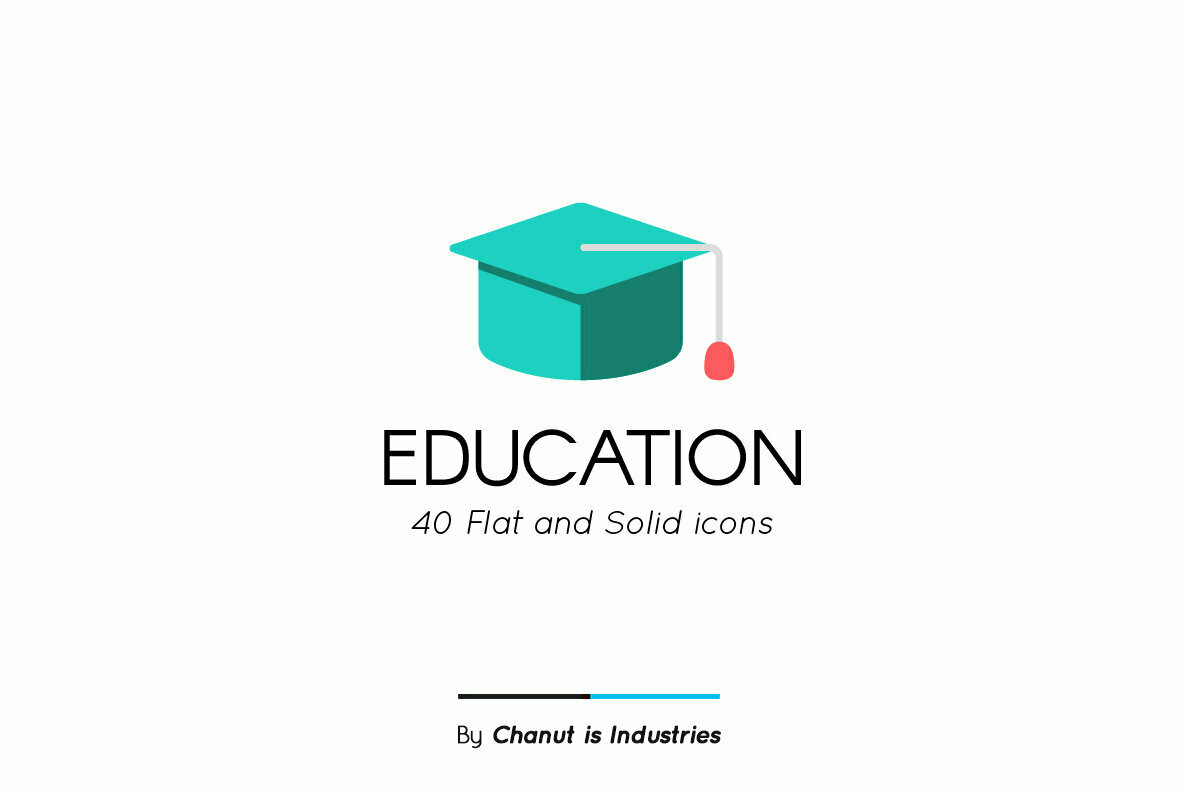 Education Premium Icon Pack