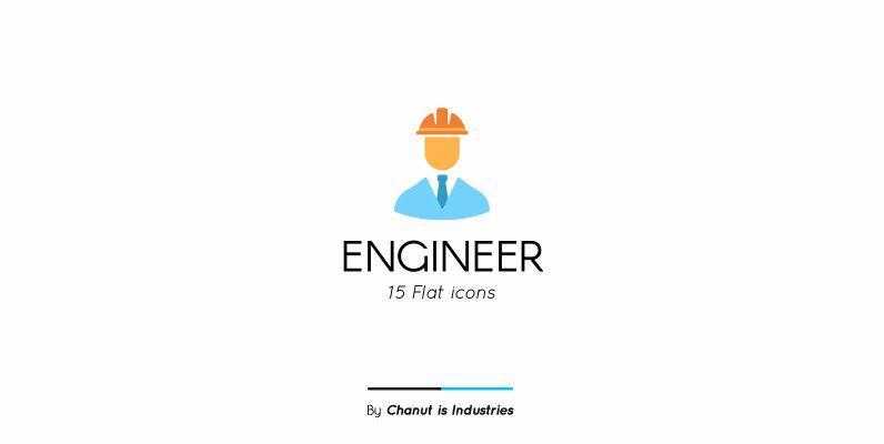 Engineer Premium Icon Pack