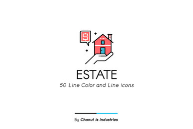 Estate Premium Icon Pack