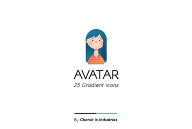 Avatar Premium Icon Pack