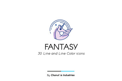 Fantasy Premium Icon Pack