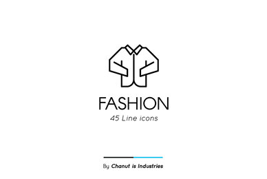 Fashion Premium Icon Pack