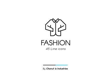 Fashion Premium Icon Pack