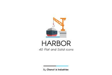 Harbor Premium Icon Pack