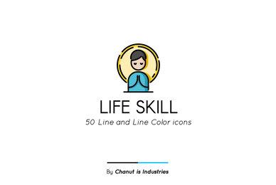 Life Skill Premium Icon Pack