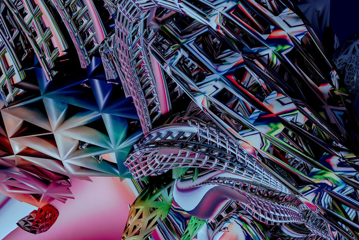 Visual Displacements 4