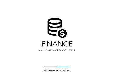 Finance Premium Icon Pack