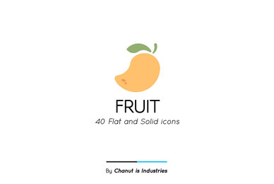 Fruit Premium Icon Pack
