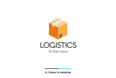 Logistics Premium Icon Pack