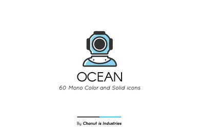 Ocean Premium Icon Pack