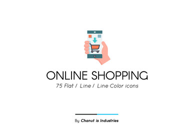 Online Shopping Premium Icon Pack