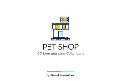 Pet Shop Premium Icon Pack