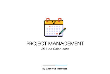 Project Management Premium Icon Pack