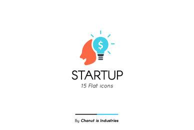 Startup Premium Icon Pack