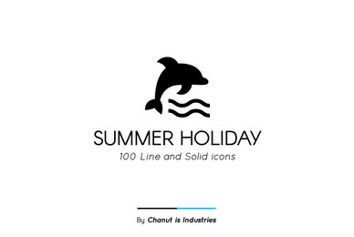 Summer Holiday Premium Icon Pack