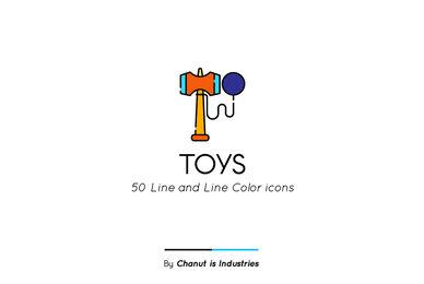 Toys Premium Icon Pack