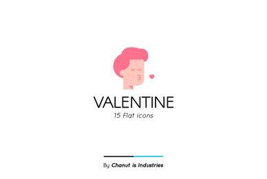 Valentine Premium Icon Pack