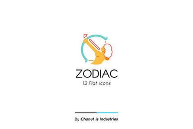 Zodiac Premium Icon Pack